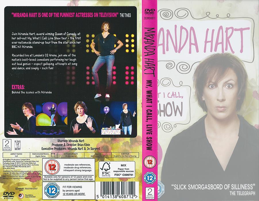 Miranda Hart - BBC