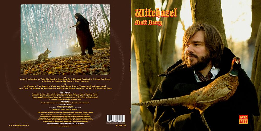 Witchazel - Matt Berry
