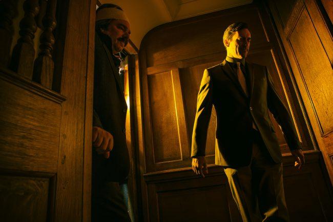 Jon Hamm and Matt Berry - Channel 4