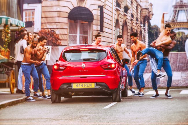 Renault Va Va Voom Commercial- Scorch London