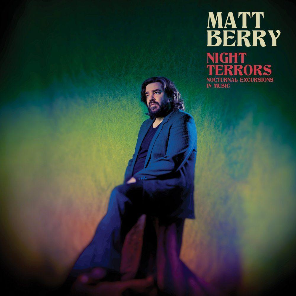Matt Berry Night Terrors